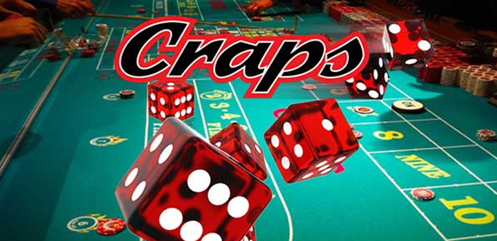 Online Craps Table Game